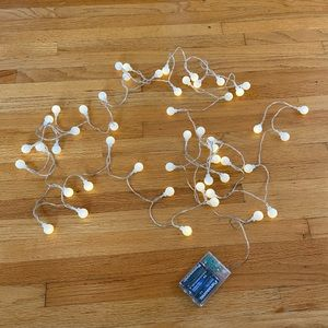 Battery Operated 12ft String Lights | Two Modes